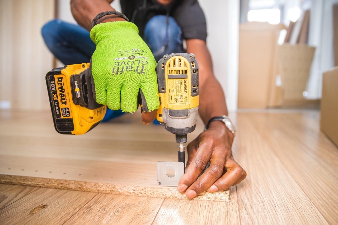 Service Handyman pour les petits travaux